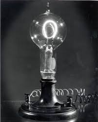 thomas edison light bulb invention light bulb manufacturing engineering and technology history wiki