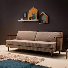 wooden sofa feet furniture factory in dongguan simple three seat sofa combination