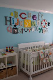 Alphabet Wall Decals For Nursery by Best 25 Alphabet Wall Ideas On Pinterest Playroom Decor