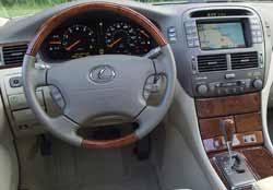 2006 lexus ls430 review 2001 lexus ls430 program 2006 motorweek