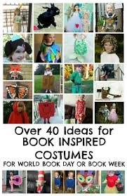 world book day costume ideas costumes books and book character