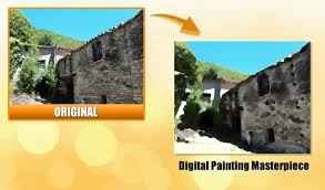 create online painting photo effect convertimage