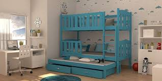 Three Person Bunk Bed Tosca Three Person Bunk Bed The Three Person Bunk Bed Modern