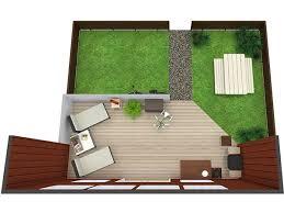 Garden Floor Plan Floor Plans Roomsketcher