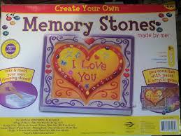amazon com create your own memory stone outdoor decorative