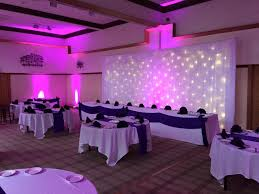 wedding backdrop hire chair cover hire for weddings in lancaster sj enterprises