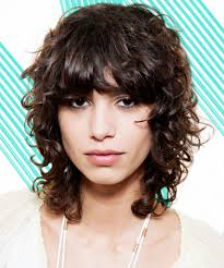 haircuts and bangs curly bangs trend pictures best hairstyles and haircuts for women