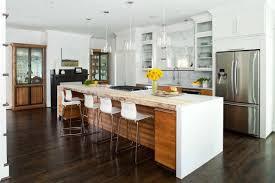 modern kitchen island with seating unique modern kitchen islands and ideas the clayton design