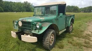 dodge truck power wagon 1951 m37 dodge truck power wagon for sale photos