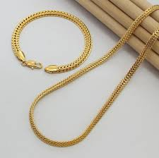 gold earrings price in sri lanka 24k yellow gold plated snake chain necklace bracelet dahasakshops