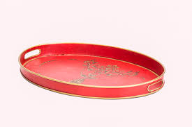 Orange Desk Accessories by Online Luxury Desk Tolware Handcrafted Vases Tray U0026 Sammsara
