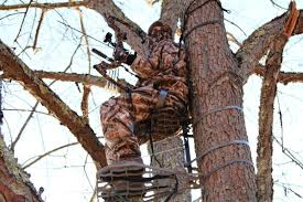 advantages of climbing tree stands