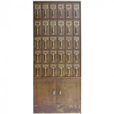 Retro Filing Cabinet Metal Vertical File Cabinets Foter