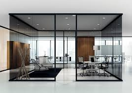 Glass Partition Design Neocon Preview 2014 Partitions Dividers Glass Interiors And