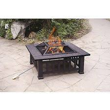 Square Fire Pit Kit by Outdoor Fire Pit Kit Ebay
