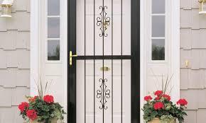 Pella Retractable Screen Door 100 Front Door Screen Door 100 Pella Garage Doors