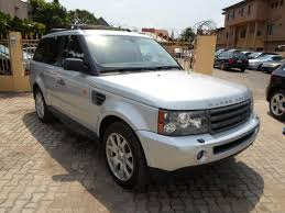 land rover sport price tokunbo 2008 land rover range rover sport hse price n7 5m