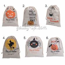halloween bags halloween loot bags halloween treat bags personalized halloween