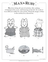 max and ruby thanksgiving coloring pages page 4 divascuisine