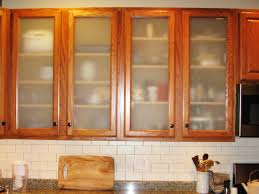 Frosted Glass Kitchen Cabinet Doors Special Custom Cabinet Doors Door Design