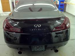blacked out tail lights legal tinted and or smoke taillights and headlights myg37