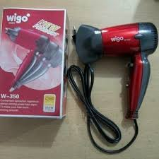 Hair Dryer Wigo Murah Di Surabaya jual hair dryer pengering rambut mini wigo w 350 harga murah jakarta