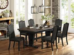 Two Tone Pedestal Dining Table 69 Best Dining Room Images On Pinterest Dining Room Dining