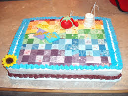 theme quilt 128 best quilt knitting themed cakes and cookies images on