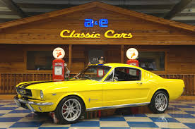 1965 yellow mustang 1965 ford mustang 2 2 fastback k code yellow black a e