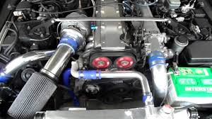 supra engine 1994 single turbo toyota supra start up and engine video youtube
