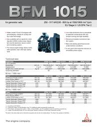 bfm 1015 deutz pdf catalogue technical documentation brochure