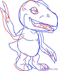 draw agumon digimon step step drawing sheets added