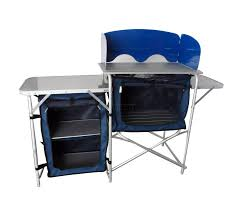 Folding Kitchen Table by Camping Kitchen Table Best Tables