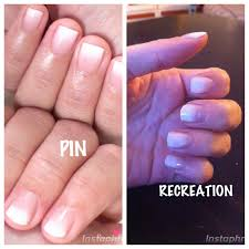 how to french ombre nails u2013 new super photo nail care blog