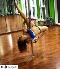 Flag Pole Workout Cobra Pole Fitness Abu Dhabi United Arab Emirates Facebook