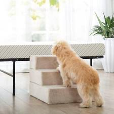 Dog Steps For High Beds Dog Ramps U0026 Stairs Ebay