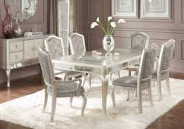 silver dining room sofia vergara paris silver 5 pc dining room dining room sets colors