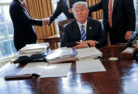 trump is not winning with ceo style as president san francisco