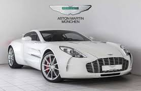2018 aston martin db11 v an aston martin one 77 can be yours for 3 35 million