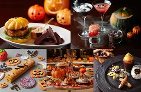 treat yourself to unique halloween inspired dishes restaurants