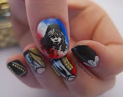 les miserables nails 10 blank canvases