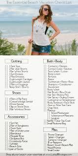 best 25 beach vacation packing ideas on pinterest beach