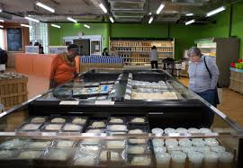 new nonprofit grocery store in dorchester sells surplus and aging