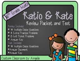 ratios u0026 rates test plus reviewreview includes 14 multiple choice