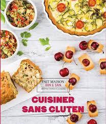 recettes de cuisine sans gluten amazon fr cuisiner sans gluten clémentine miserolle livres