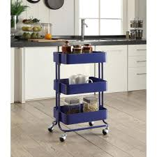 Kitchen Island Carts Andzo Com Amazing Metal Kitchen Cart Ideas Stainle
