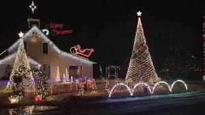 Christmas Lights Installation Toronto by Novar Ontario Christmas Lights Youtube