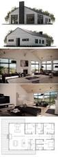 Open Floor Plan Living Room Ideas Best 25 Small Open Floor House Plans Ideas On Pinterest Small