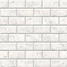 Tile Wallpaper Muriva Marble Tile Wallpaper E62900 White I Want Wallpaper