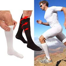 Compression socks flight socks travel socks sport socks wallcann